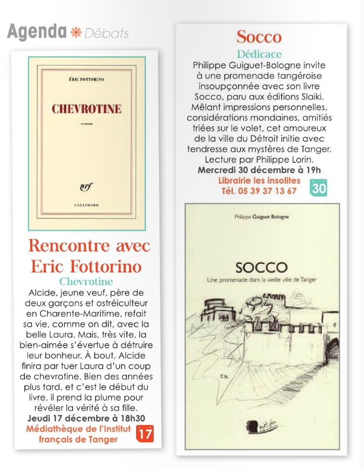 Tanger Pocket - Philippe Guiget Bologne