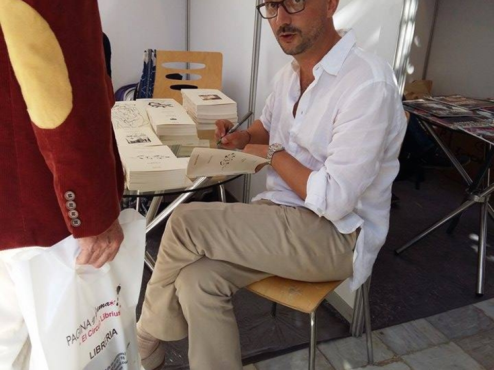 Salon du livre Tanger 2015